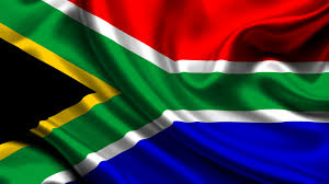 Picture of South African Flag