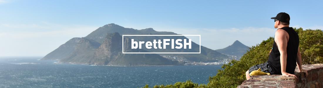 Brett Fish Logo