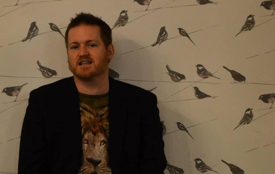 Brett Fish Anderson speaker