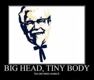 KFC small body