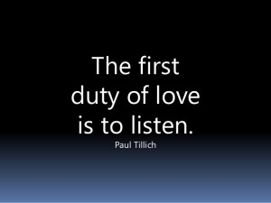 Paul Tillich quote