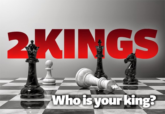Image result for Pic who is your king ?? bible