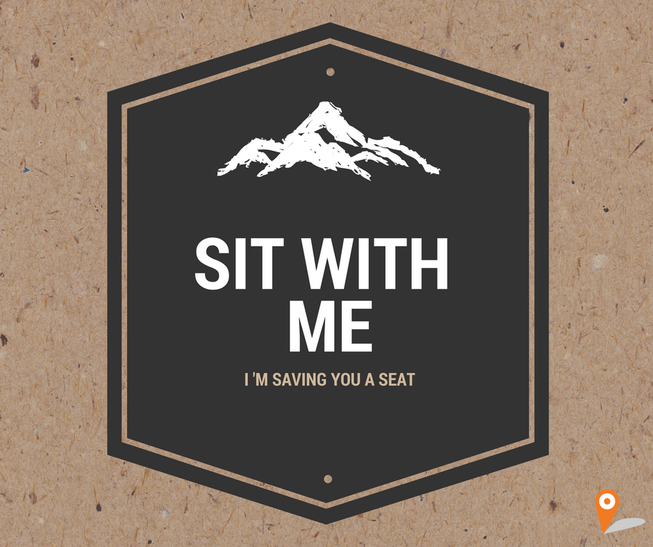 Sit With Me invite