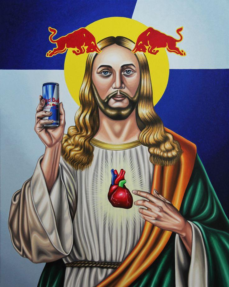 Red Bull Jesus