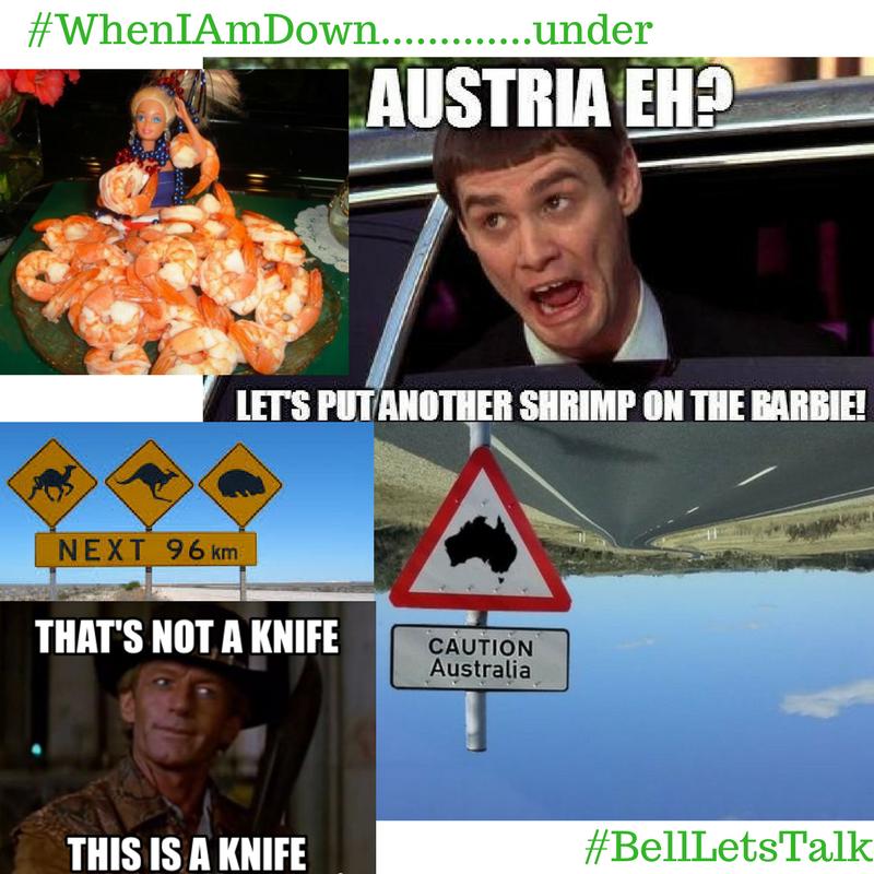 Hashtag game australia