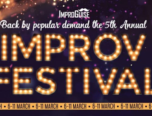 Cape Town Festival of Improv part V.