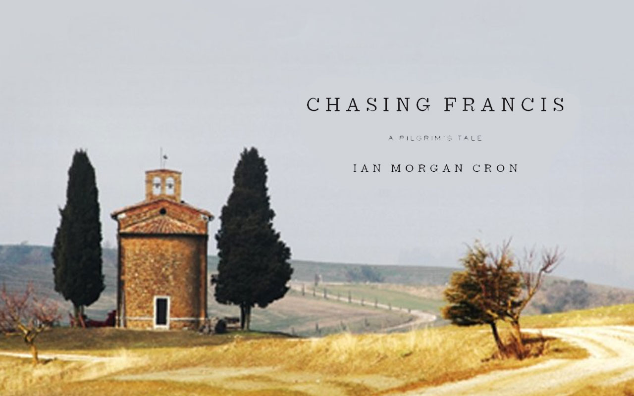 Chasing Francis book cover
