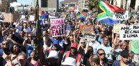 #AntiZumaMarch march