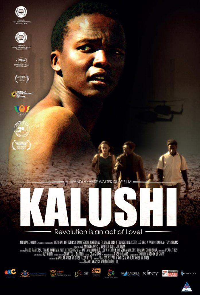 kalushi movie poster