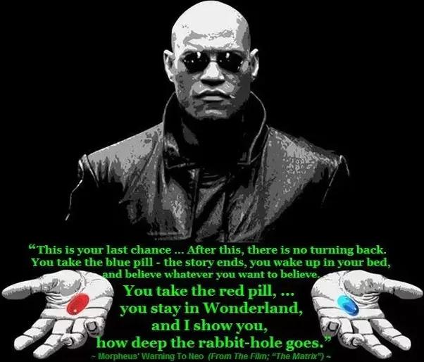 Matrix woke