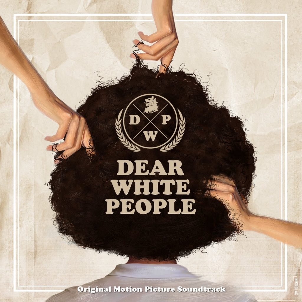 dear white people hair
