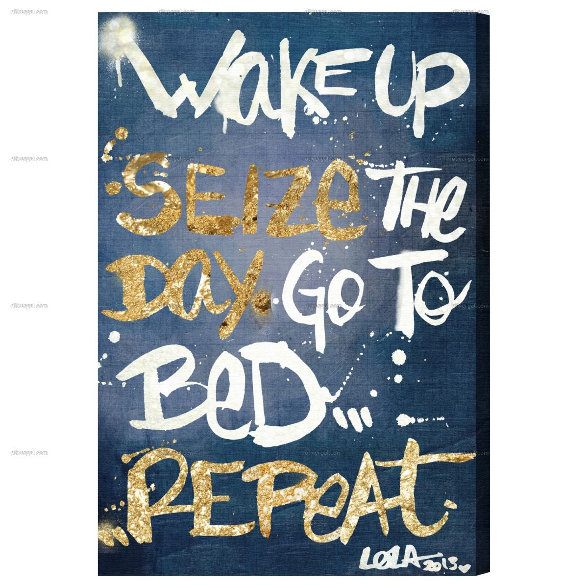 monday seize the day