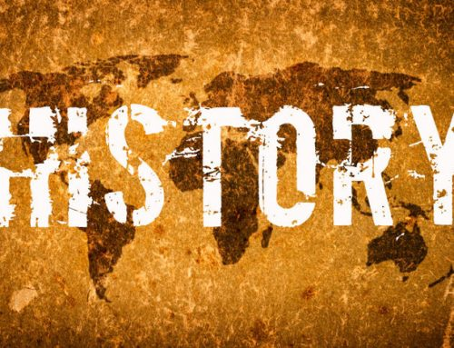 What if history isn't done?