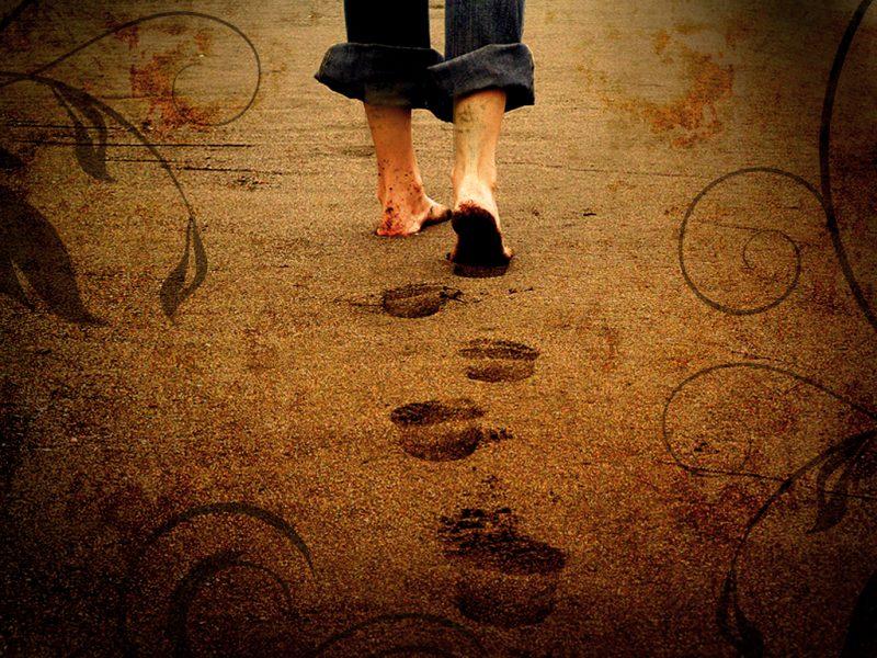 disciple walk