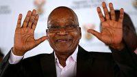 Jacob Zuma no confidence