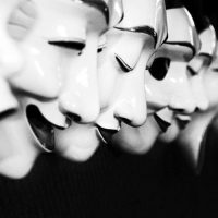 different masks the better