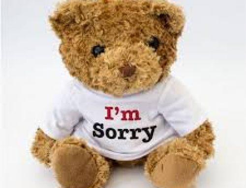 A Frikkin Hashtag: #RhymeAnApology