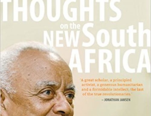 More thoughts on 'Thoughts on the New South Africa' – Neville Alexander