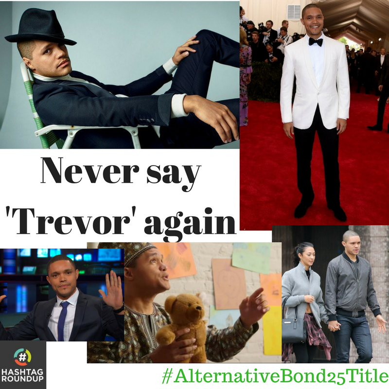 Trevor Noah Bond