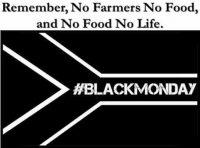 Black Monday Farmer Deaths