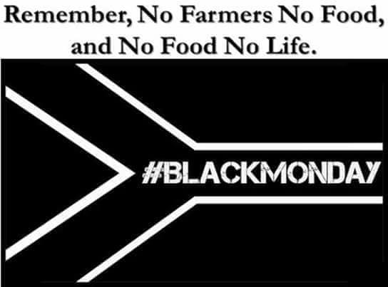Black Monday Farmer Deaths