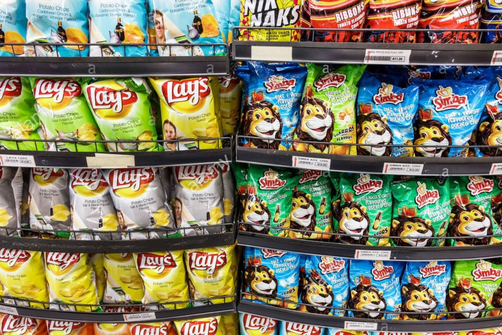 crisps chips