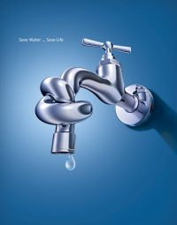 save water hashtagging game