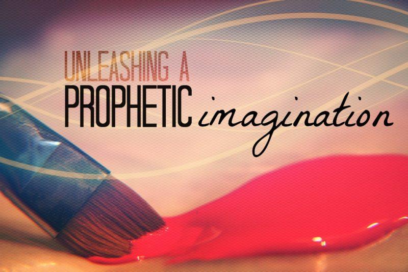 Prophetic imagination Brueggemann