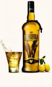 drinking amarula gold