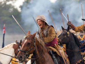 conflict cavalry