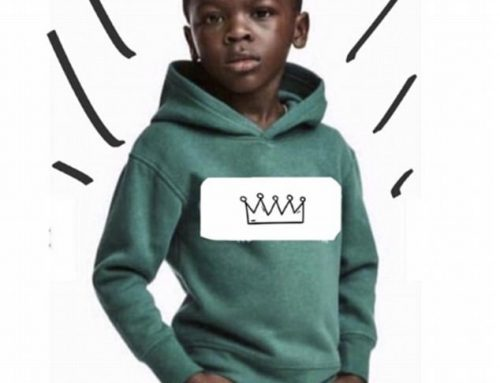 H&M: some thoughts on the boy in the hoodie