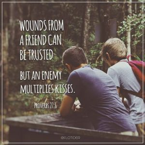 conflict growth wounds