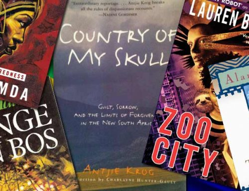A few good [South] African books…