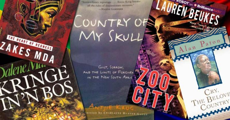 South African authors