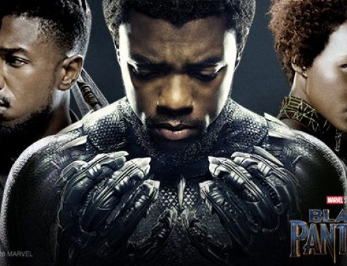 Black Panther: the movie the world has been waiting for