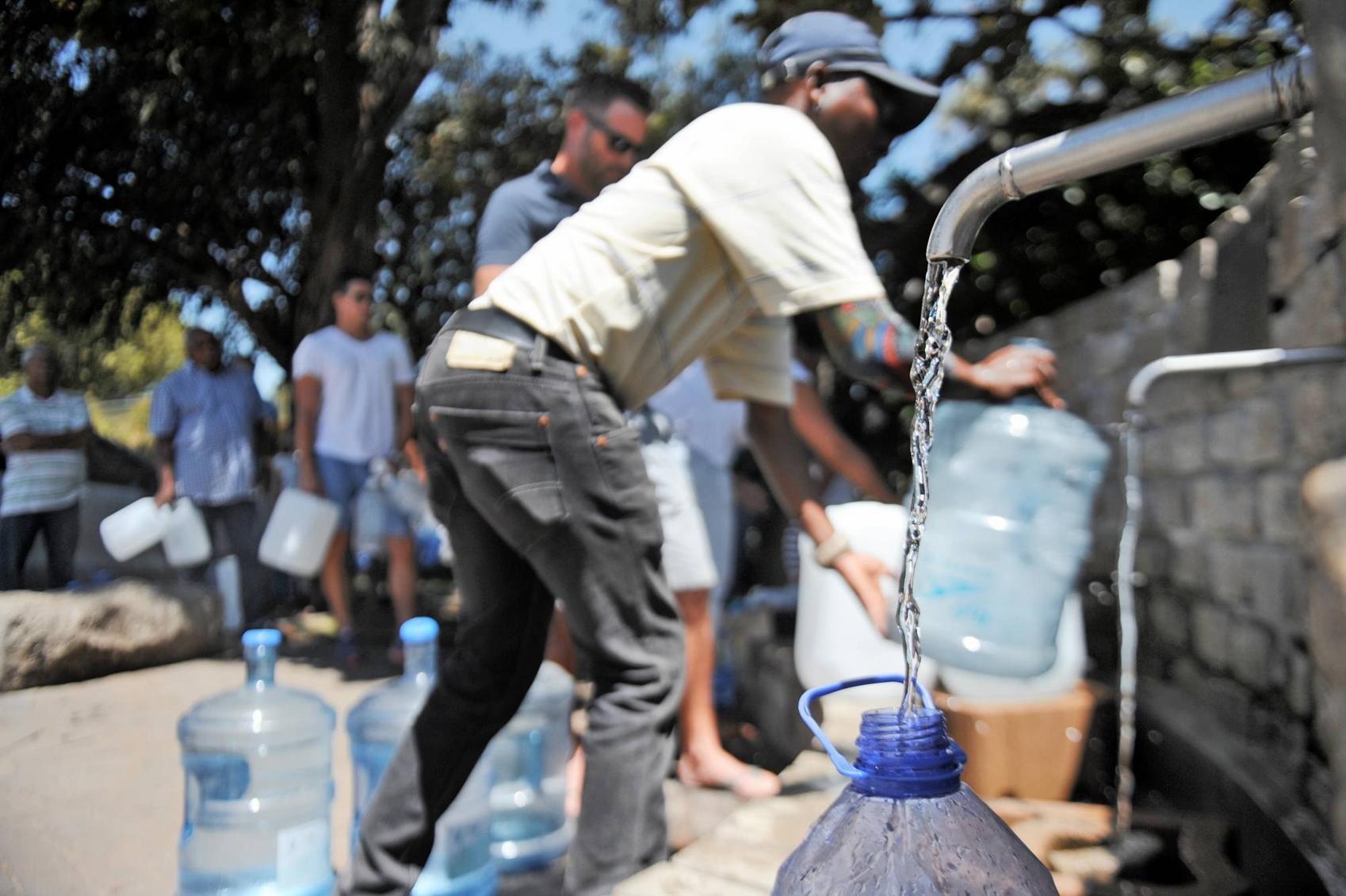 Cape Town Day Zero Water Crisis