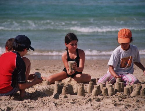 Let's build sandcastles together: An Open Letter to the Church