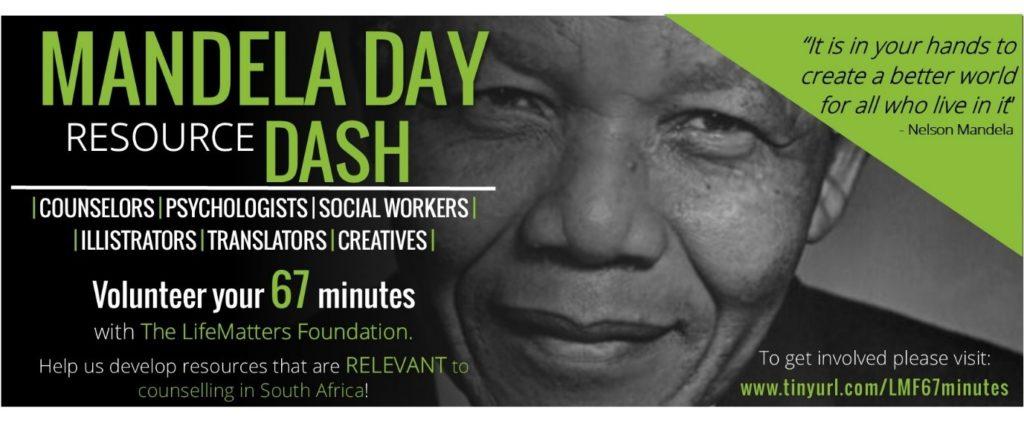 Life Matters Mandela