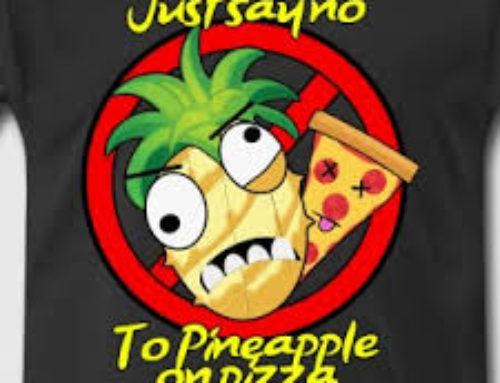 A Frikkin Hashtag: #AlternativeUsesForPizza