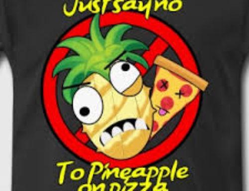 A Frikkin Hashtag: #AlternativeUsesForPizza