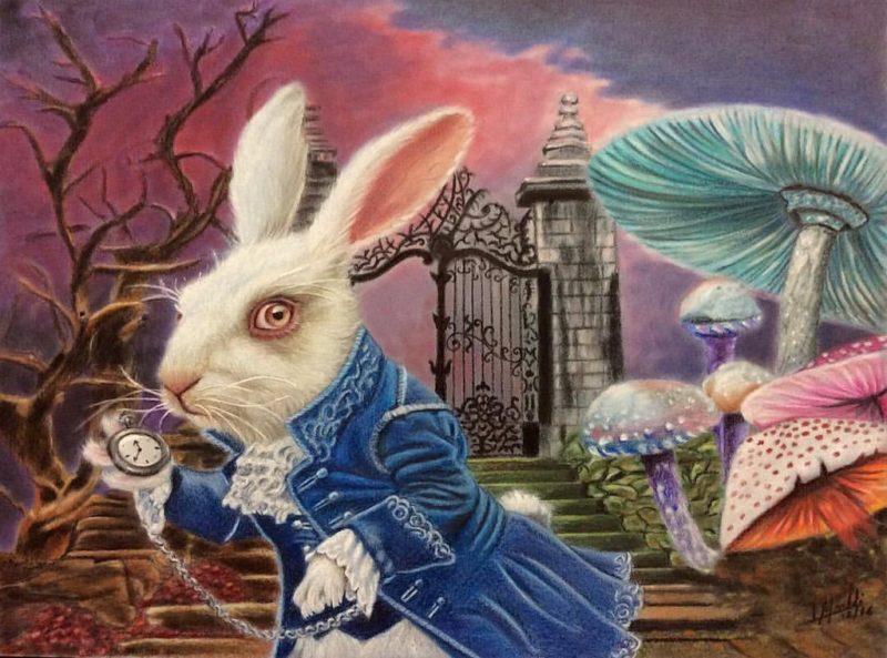 white rabbit late conviction
