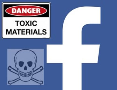 The Bad News is out: It isn't Facebook that's Toxic, it's me!