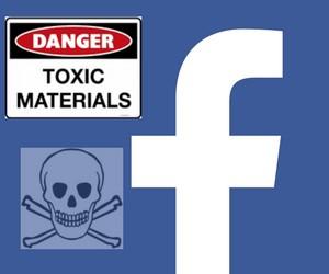 toxic facebook