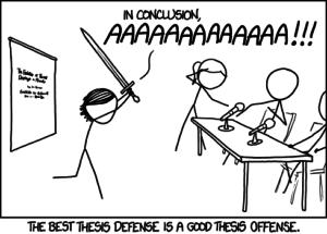 defensive argument