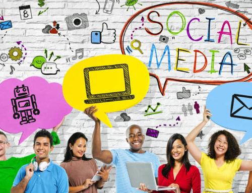 When Social Media is social…