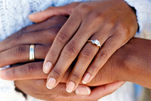 Marriage tips black hands