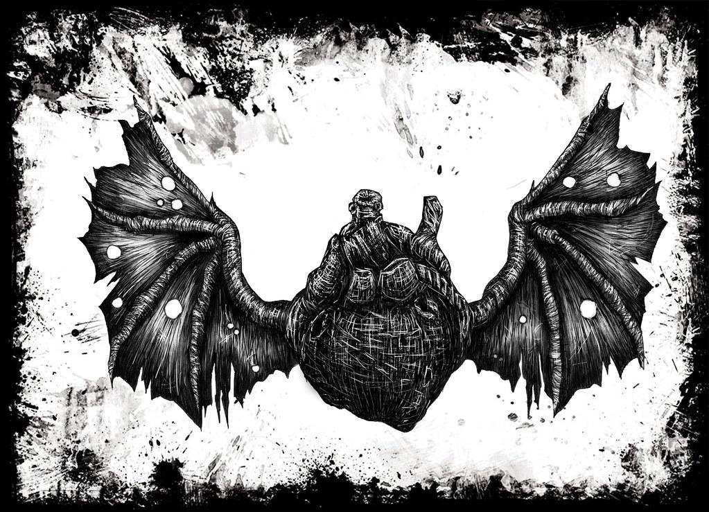 Demonic art or demonic hearrt
