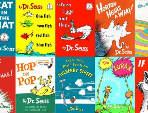 Dr Seuss stories for your children, read by Erik [with a K!]