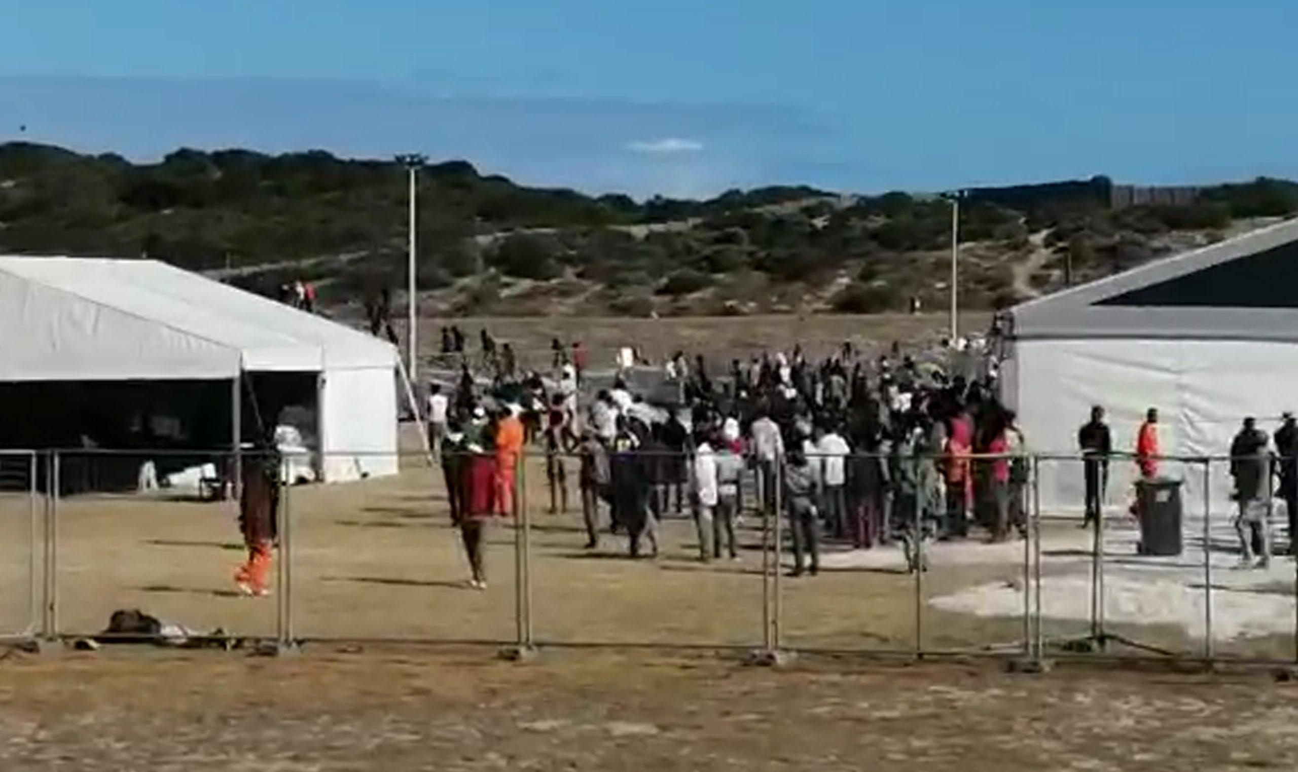 strandfontein open letter