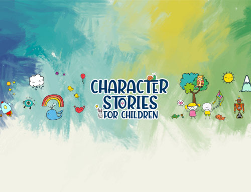40 Character Stories for Children/Kinders/Abantwana